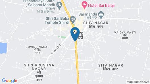 Hotel Sai Asara Map