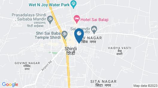 Hotel Sai Kamal Map