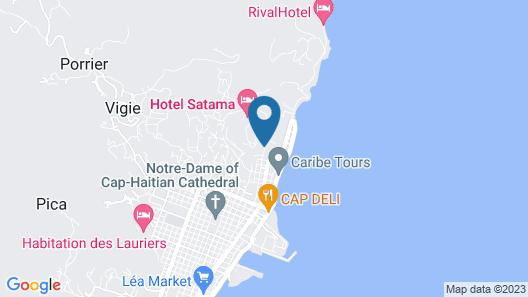 Hotel Mont Joli Map