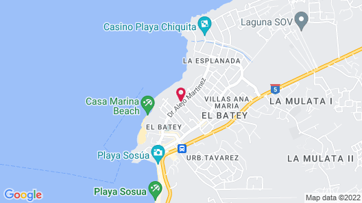 Instyle Residences at Infiniti Blu Map
