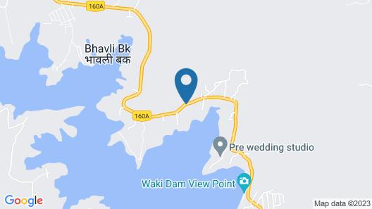 Green Village Resort Map