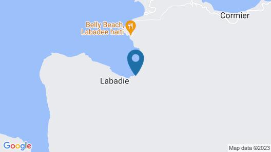 Chez Max, Cadras Haiti Map