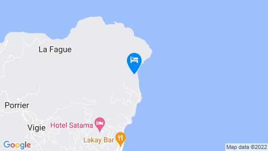 Rival Hotel Map