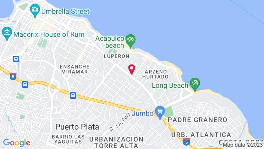Villa V Map