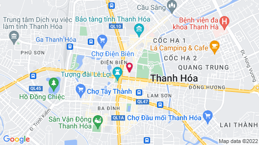 Long Anh Hotel Map