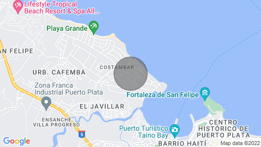 MANSION $350  COSTAMBAR   NO DEPOSIT/CLEANING FEE Map