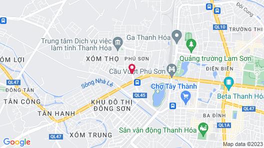 Khach San Anh Phat 1 Map