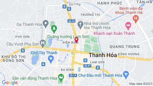 Vinpearl Hotel Thanh Hoa Map