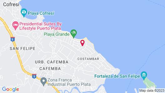 Costambar Map