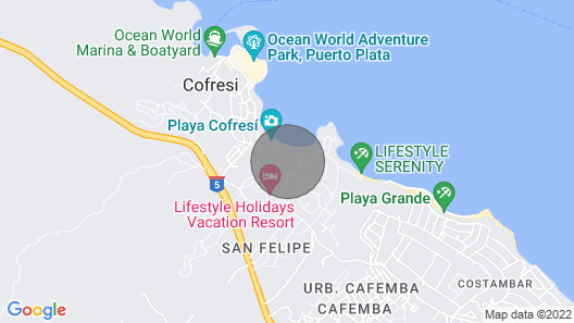 Vacation in Paradise! All-inclusive Resort + VIP Map