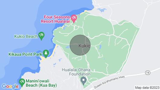 Elegant & Serene Wai'ulu Villa 115D w/AC, Resort Pool & Golf Course Views Map