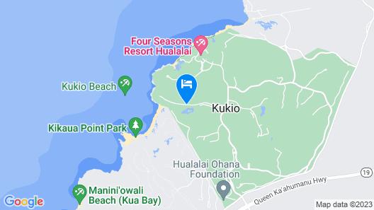 Palm Villa 126B Map