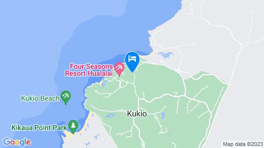 104A Waiulu Street Hualalai Map