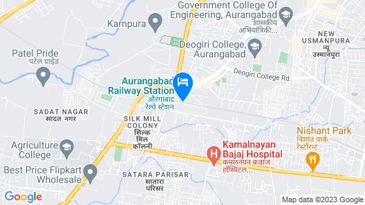 HOTEL SAI PRASAD Map
