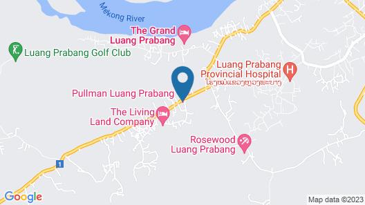Pullman Luang Prabang Map