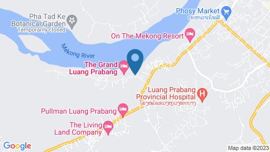The Grand Luang Prabang Map