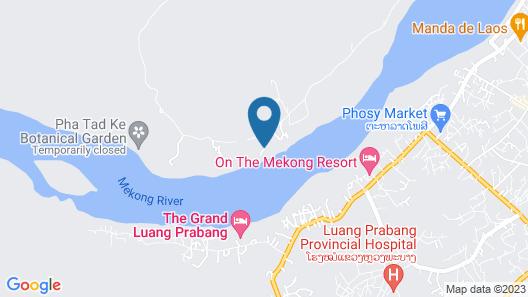 Chanthavinh Resort And Spa Map