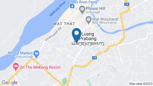 Sofitel Luang Prabang Map