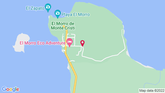 Montecristi Ocean View Map