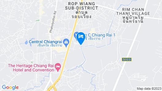 Pornkasem House Map