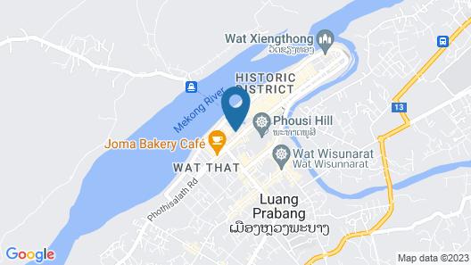 Golden Lotus Place Map