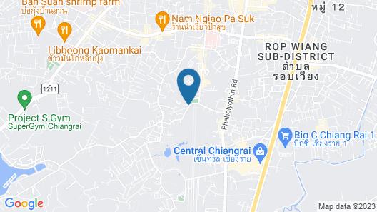 Pimann Inn Hotel Map
