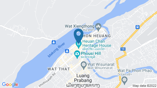 Apple Guesthouse Map
