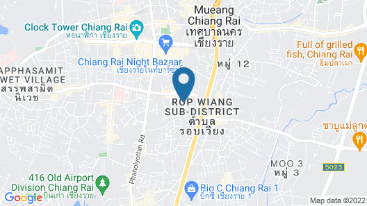 Baan Siri ChiangRai Map