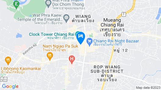 Wangcome Hotel Map