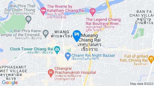 Mora Boutique Hotel Map