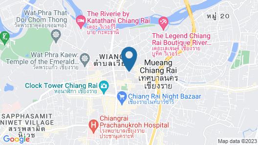 Nak Nakara Hotel Map