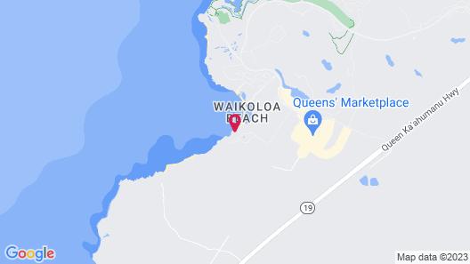 Lava Lava Beach Club Map