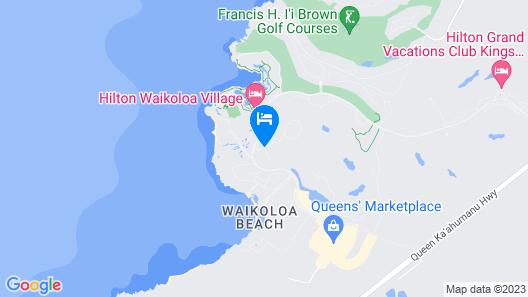 Vista Waikoloa Map