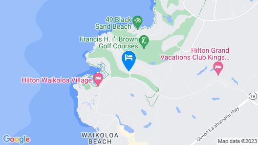 Hali'i Kai At Waikoloa 2b 2 Bedroom Condo Map