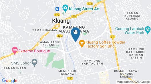 GL Hotel Map