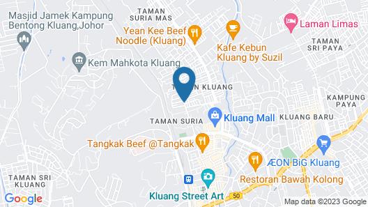 Aniika Inn Map