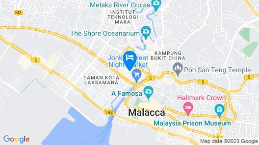 Lekiu House Map