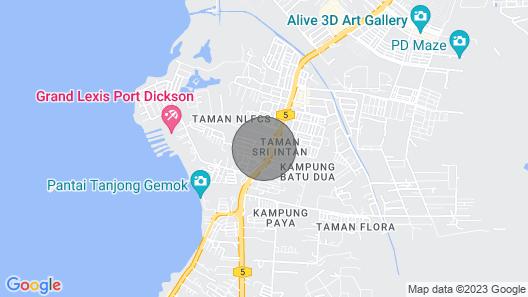 Nair Homestay Map