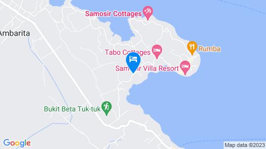 Dika Jo Guesthouse Map