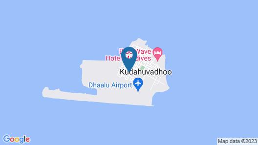 Fali Vacation Home Map