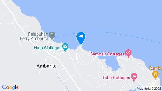 Tuk Tuk Timbul Bungalows Map