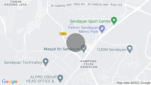 22 Residency Homestay / Bungalow 4BR / Fully Airconditioned Map