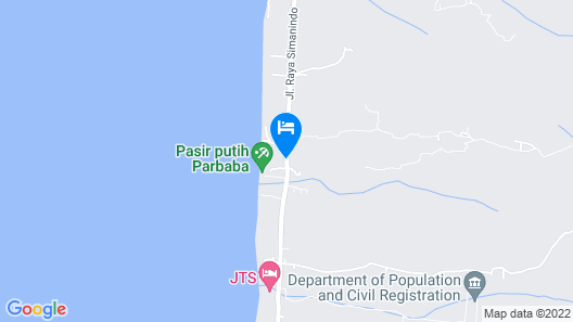 OYO 1694 Pariban Homestay Map