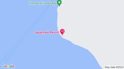 Japamala Resort Map