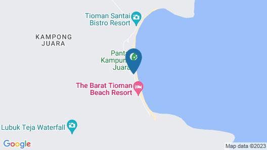 Tamara Resort Map