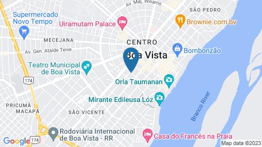 Novo Hotel Map