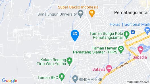 Purnama Raya Guest House Map