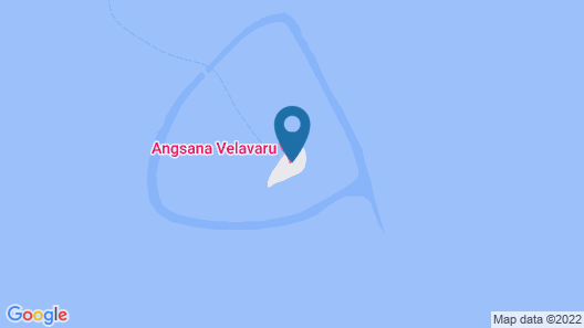 Angsana Velavaru – All Inclusive SELECT Map