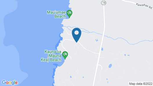 Mauna Kea #13 - 3 Br Villa Map