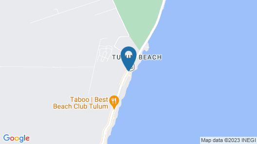 Hotel Zulum Map